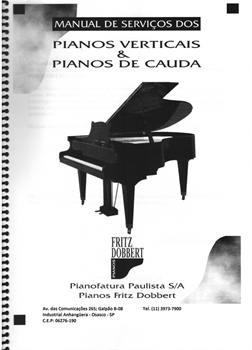 Imagem de MANUAL DE SERVIÇOS FRITZ DOBBERT